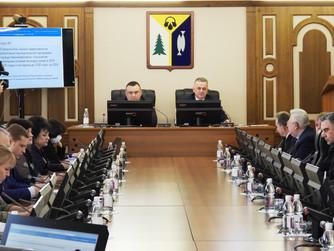 Депутаты Думы Нижневартовска обсудили вопросы предстоящего заседания Думы