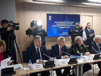 Хохряков: Югорские единороссы уже начали планомерную подготовку к вступлению в следующий избирательн