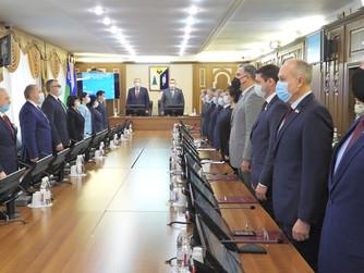 Решения приняты: состоялось очередное заседание Думы города
