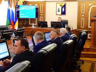 Решения приняты: сегодня состоялось очередное заседание Думы Нижневартовска