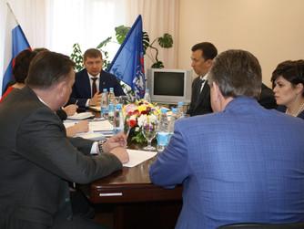 Межмуниципальный координационный совет – инструмент эффективной работы партийцев Нижневартовска.