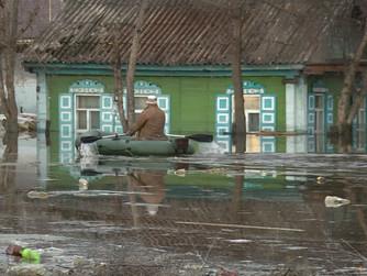 Сбор гуманитарной помощи для пострадавших от наводнения в Ишиме организовала Нижневартовская местная