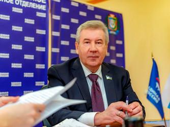 Хохряков: Партийцы Югры будут контролировать реализацию национальных проектов в регионе