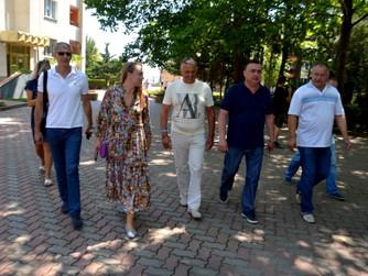 Единороссы Югры проинспектировали детский лагерь