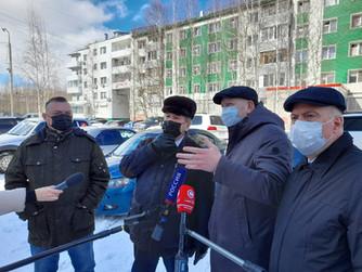 Борис Хохряков: что касается Нижневартовска, то здесь всё делается планомерно