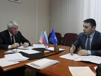 Александр Сидоров встретился с жителями города Радужный