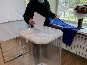 Сегодня проходит очный этап предварительного голосования