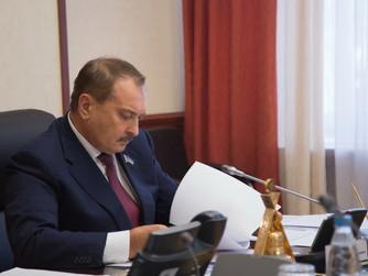Сергей Великий рассказал о законопроекте нового федерального закона об инвестициях