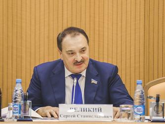 Сергей Великий: «Законопроект был поддержан единогласно»