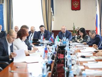 Состоялось 31 заседание депутатского объединения «Единая Россия» в Думе Югры
