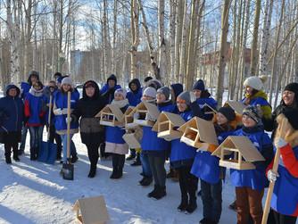 Проект «Красивый Нижневартовск» отпраздновал свой день рождения!