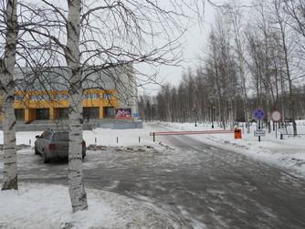 На депутатском контроле: парковка возле ДК «Октябрь»