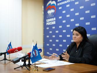 Наталья Западнова: «Объединив наши усилия, мы сможем решить любые задачи»