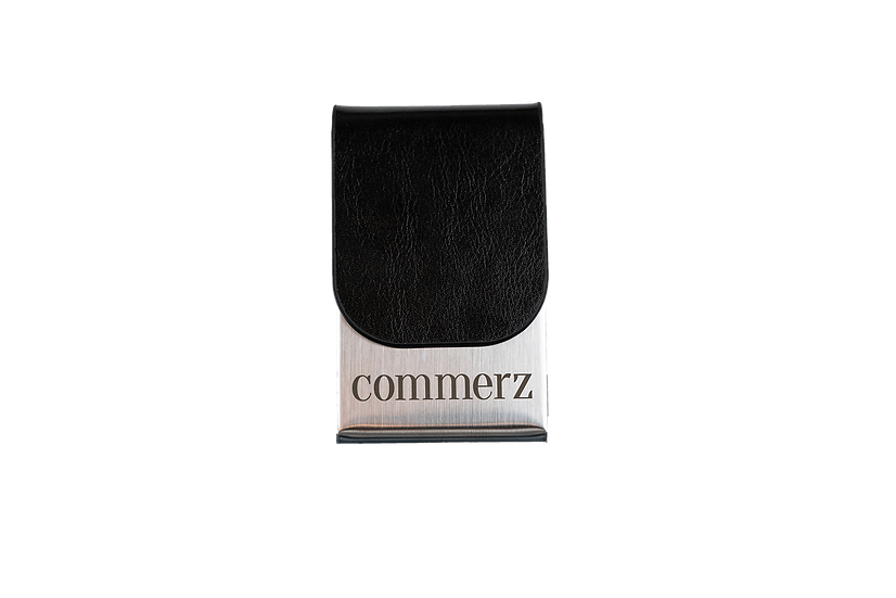 COMMERZ CARD-ETUI