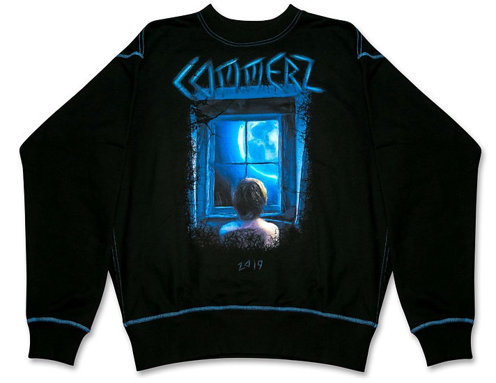 COMMERZ WINDOW CREWNECK