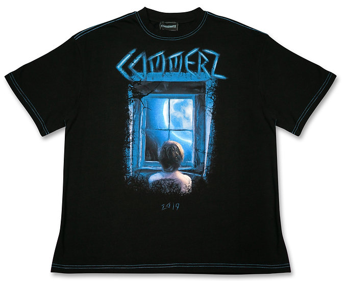 COMMERZ WINDOW MEN T-SHIRT