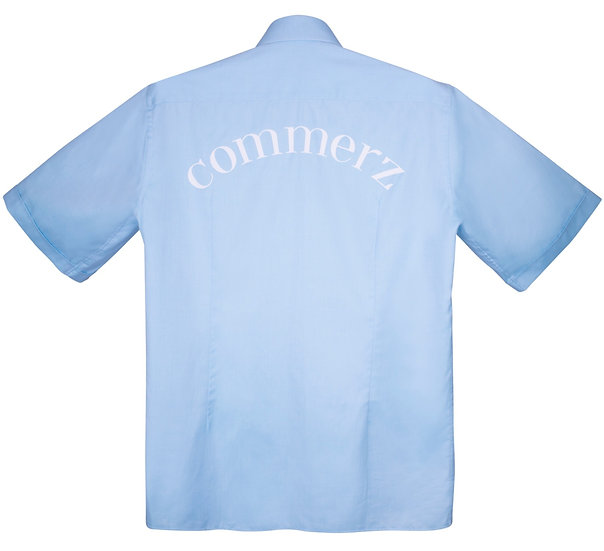 LIGHT BLUE SHIRT - PRE ORDER COMING SOON