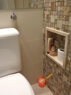 Mini Banheiro Social