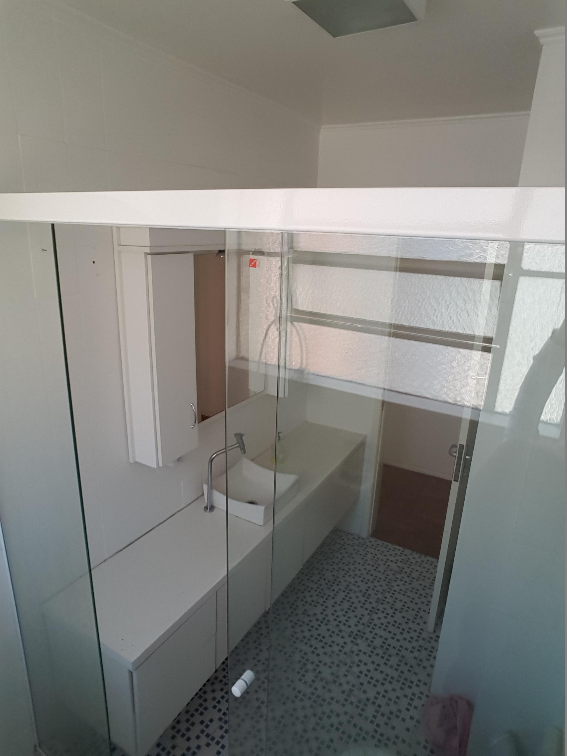 transformação de um banheiro em 2