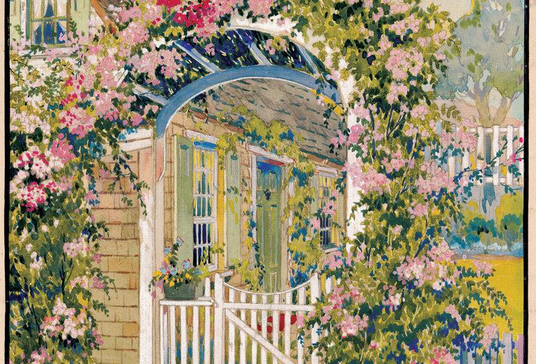 #27 Rose Arbor