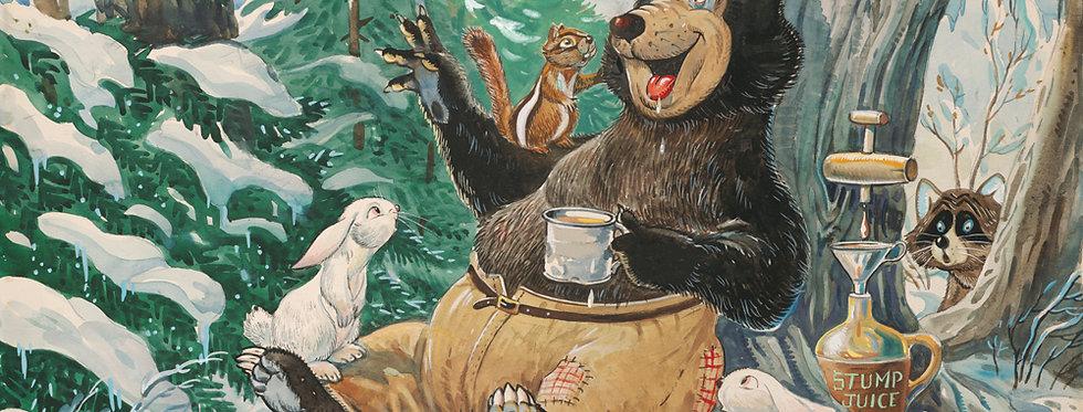 #26 New Year's Bear