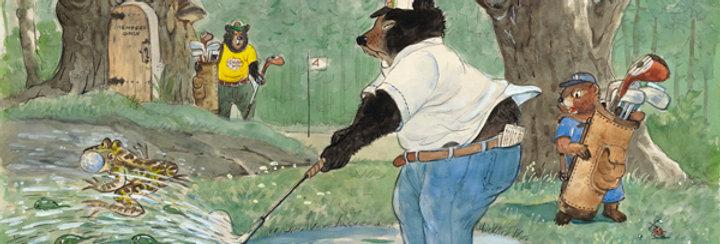 #68 The Golfer