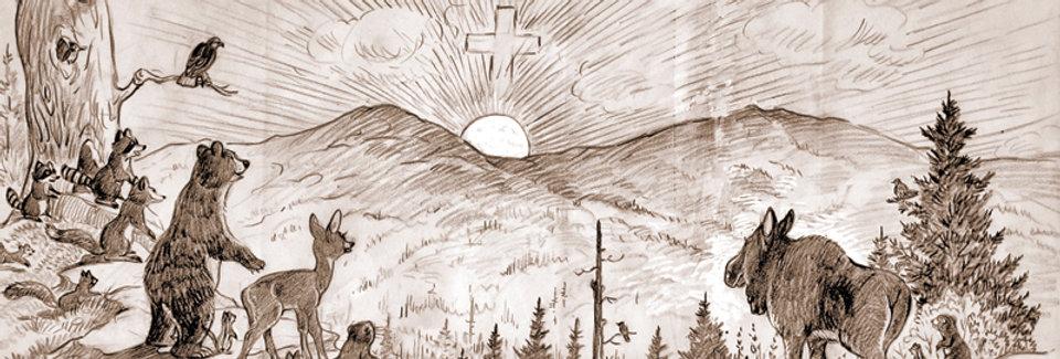 #57 Easter Dawn