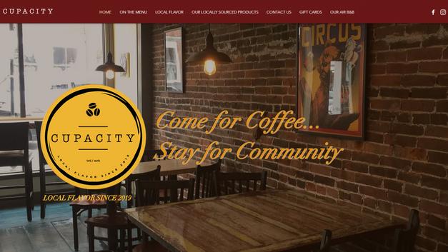 Cupacity Coffee