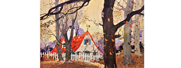 #110 House Beautiful Fall 1922