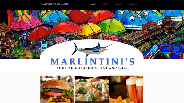 Marlintinis Grill