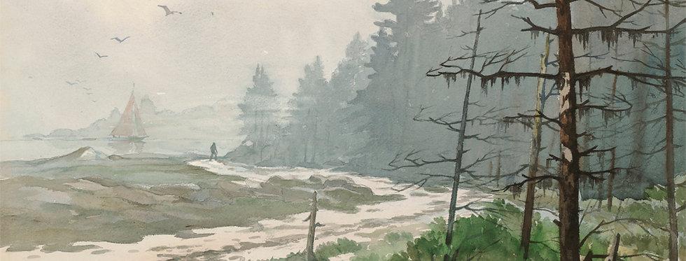 #49 Loud's Island Fog
