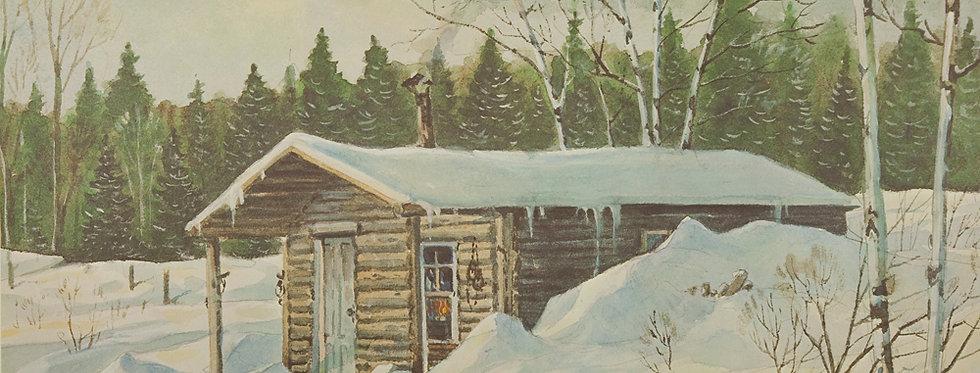 #08 Trapper's Cabin