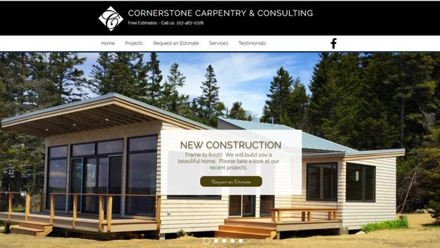 Cornerstone Carpentry & Consulting