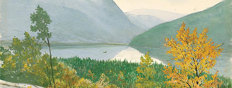 #137 October Wilderness