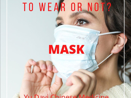To Wear a Mask, or Not to Wear a Mask?