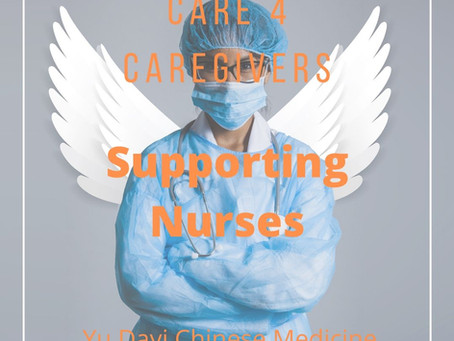 Care for Caregivers - Supporting Nurses with TCM