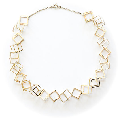 Full Cube Necklace