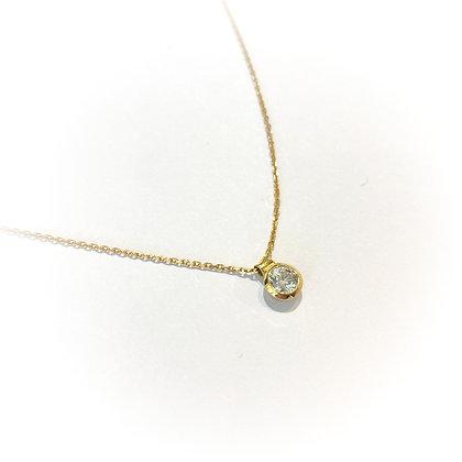Diamond Pendant (4.5mm)