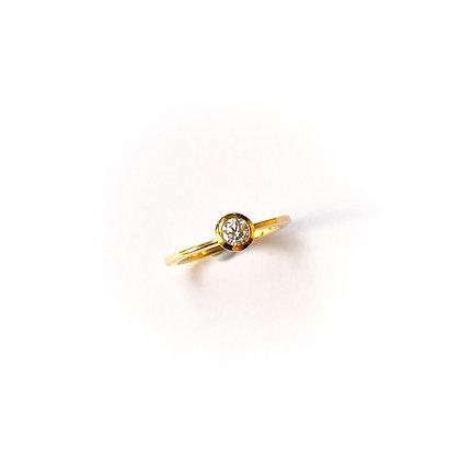 Diamond Stacking Ring (Gold)