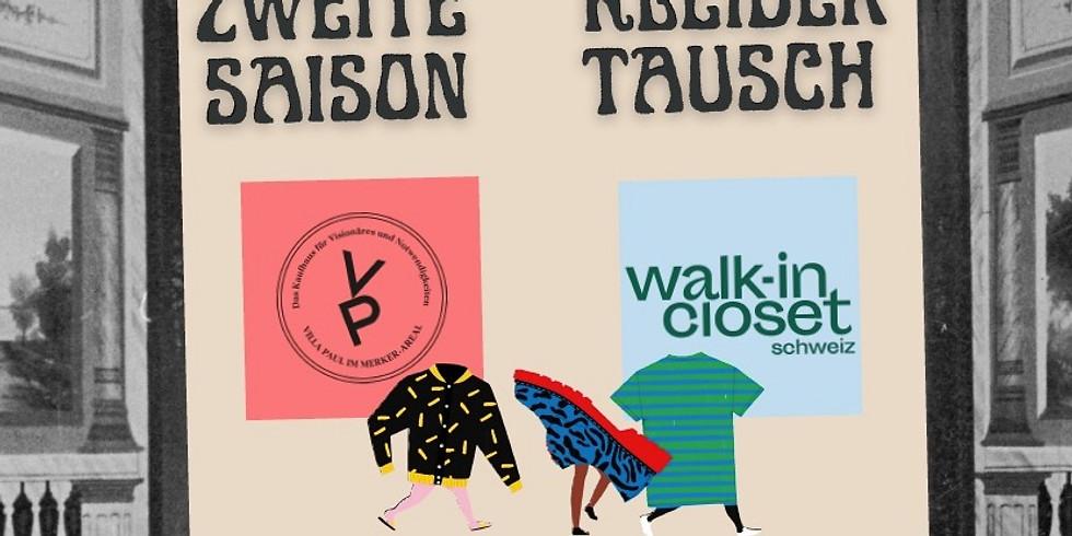 Walk-in Closet Baden (in Kooperation mit Villa Paul & Kino Sterk)