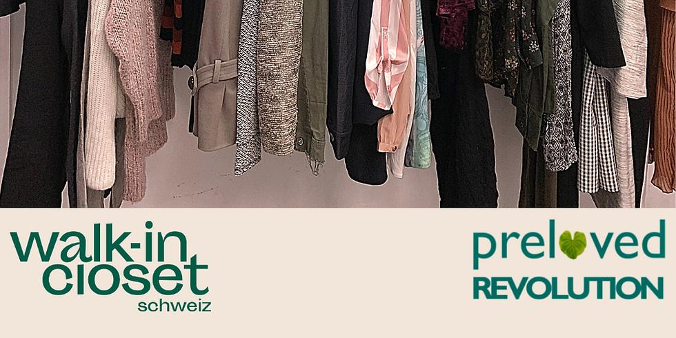 Walk-in Closet coin du troc de vêtements Berne
