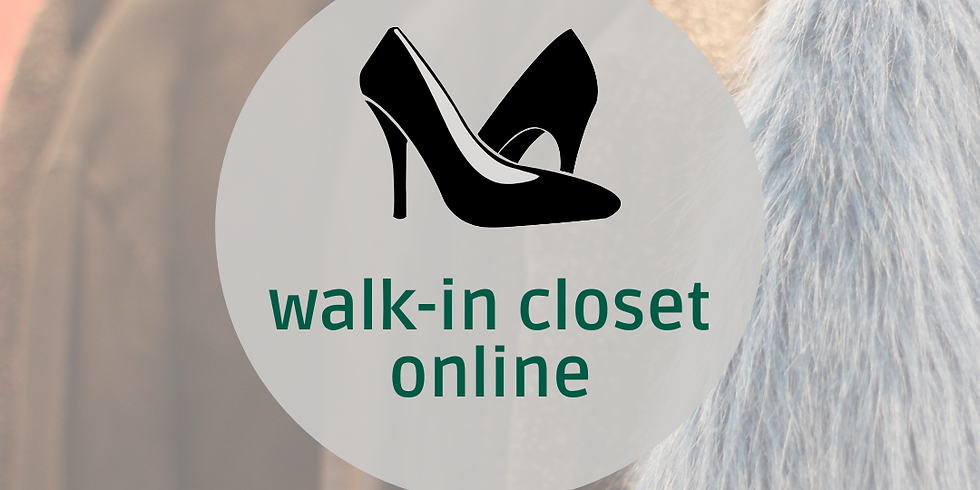 Test phase Walk-in Closet Online: february & march