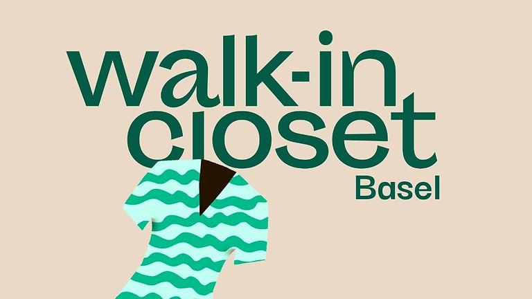 Walk-in Closet Basel