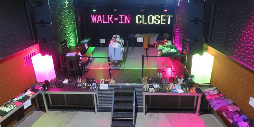 Walk-in Closet Langenthal
