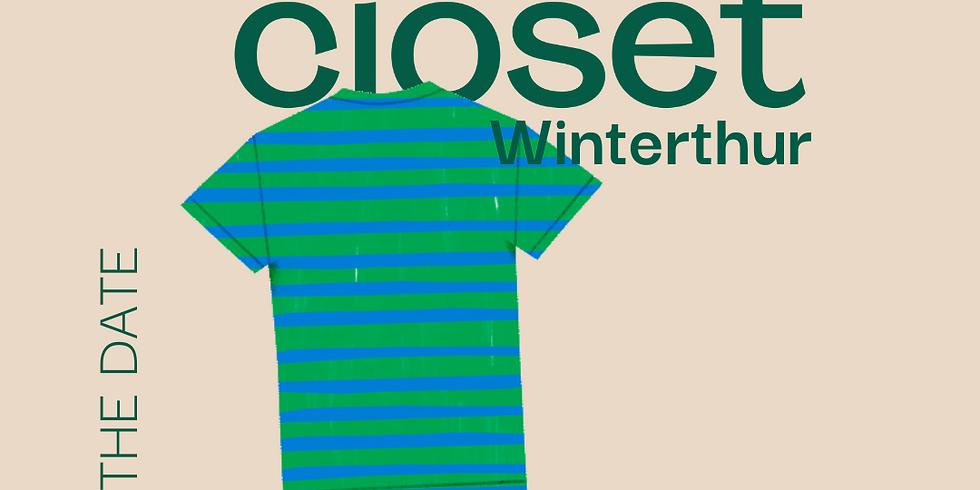 Walk-in Closet Winterthur (4. Runde)
