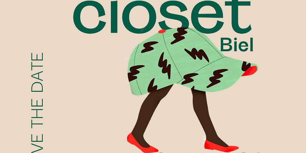 Walk-in Closet Biel