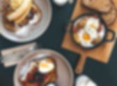 federal café restaurant healthy barcelone