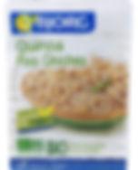 quinoa pois chiche bio bjorg