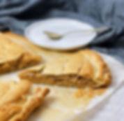 galette des rois frangipane healthy et vegan