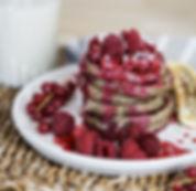 recette pancakes vegan